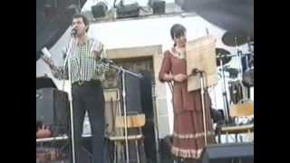 Dúo Mayalde en Aldea, 1995