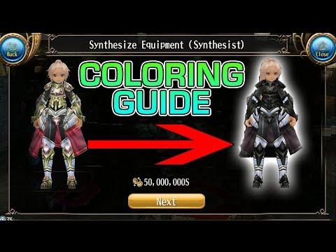 All armors and how to get them ( toram online ) - смотреть