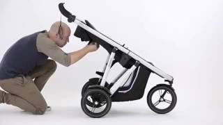 BuggyBaby   Phil & Teds Vibe & Verve - Instructional Video