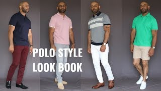 How To Wear A Polo Shirt 9 Different Ways