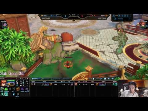 Smite: Duel Tournament!   B tier and below   Zeus vs Scylla   Finals   Game 2