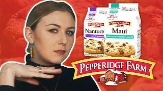 Irish People Try Pepperidge Farm Cookies