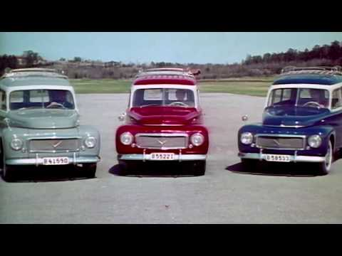 Volvo V 90 Универсал класса E - рекламное видео 2