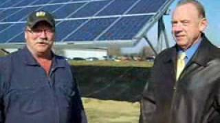 preview picture of video 'Tubbs Brothers Solar Panels.wmv'
