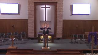 March 22, 2020 Service Video
