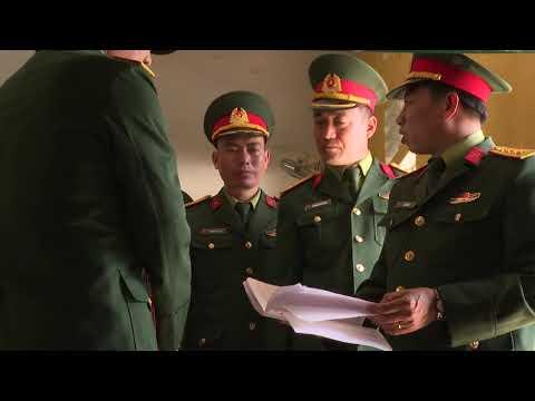 Bộ Chỉ huy Quân sự tỉnh: Thăm, động viên 180 chiến sĩ mới nhập ngũ 2021