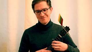 "Video thumbnail of ""Gimtadienio Daina (Krokodilas Gena) – Ukulele koveris"""
