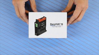unboxing the new barovue™10