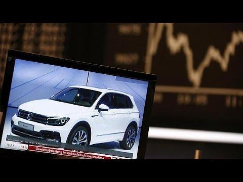 Ανακάμπτει η μετοχή της Volkswagen