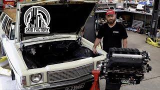 Return of the Iron Lion, Holden Kingswood 304 V8 Engine Swap [EP1]