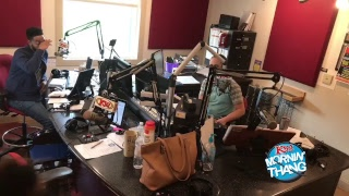 The K92 Mornin' Thang LIVE Feed: Tuesday 10/16/18