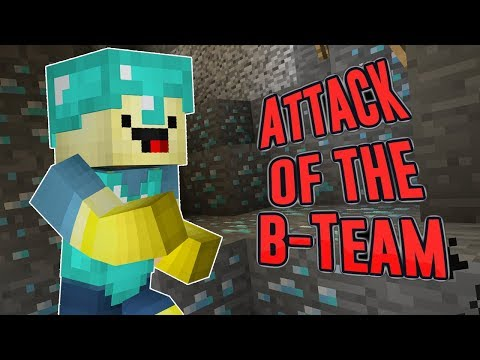 PILOTNÝ DIEL! - Minecraft Attack of The B-Team - #1