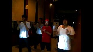 Chicken Dancing Crew Holycow