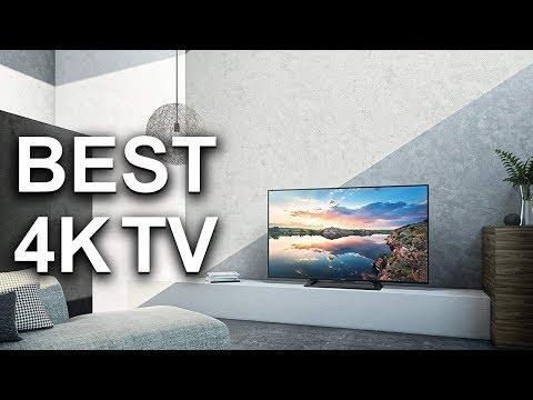 Best 4k TVs 2018 – Budget Smart TV Review