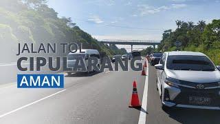 Pasca Longsor, Ruas Jalan Tol Cipularang Masih Aman Dilalui Pengendara