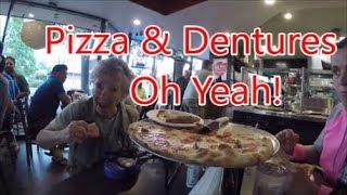 NY Pie Pizzeria, Santa Rosa (Our Wildest Foodie Ever!)...Friday Night Restaurant Reviews
