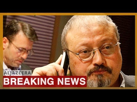 🇸🇦 Saudi Arabia admits Khashoggi killed in Istanbul consulate | Al Jazeera English