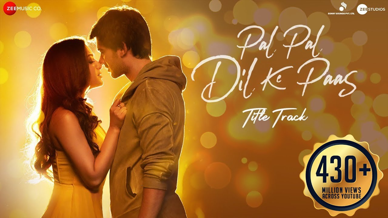 Pal Pal Dil Ke Paas Lyrics