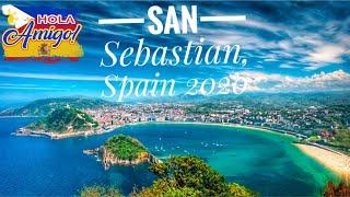 SAN SEBASTIAN, SPAIN | TRAVEL VLOG