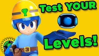 MATPAT vs YOU! | Fan Mega Maker Levels