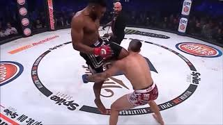 Самые отбитые бойцы MMA