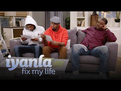 A DNA Test Reveals the Truth to a Man Who Believes His Twins Aren't His | Iyanla: Fix My Life | OWN