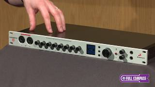 Antelope Audio Discrete 8 Thunderbolt and USB Audio Interface Overview | Full Compass