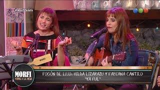 Fogón de lujo: Fabiana Cantilo e Hilda Lizarazu - Morfi