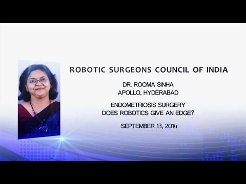 Robotics in Endometriosis- Does It Give an Edge