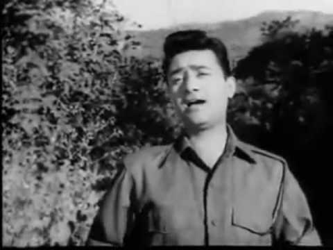 Song  main zindagii kaa moive  hum dono  1961  with sinhala subtitles