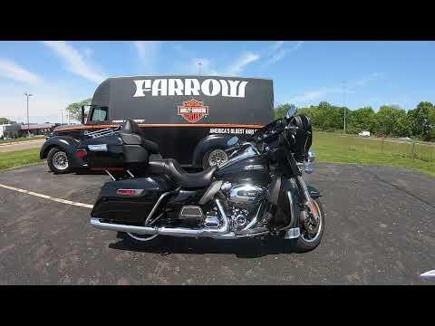 2019 Harley-Davidson Electra Glide Ultra Classic FLHTCU