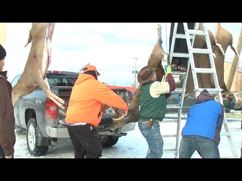 Celebrating Hunting Culture in Alpena with 8th Annual Buck Pole