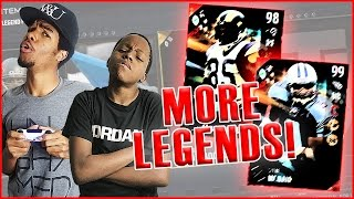 SO MUCH ON THE LINE! MORE ULTIMATE LEGENDS?! - MUT Wars Ep.55 | Madden 17 Ultimate Team