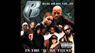 """Ruff Ryders - Street Team feat. Infa Red, Drag-On - Ryde Or Die Vol. III - In The """"R"""" We Trust"""