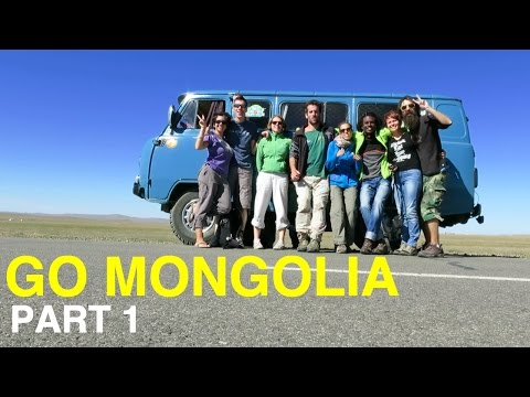 Go Mongolia Part 1: From Skyscrapers to Gers | Ulan Bator | Black Market | Gobi Desert