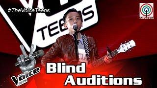 The Voice Teens Philippines Blind Audition: Angelo Go - Tatsulok