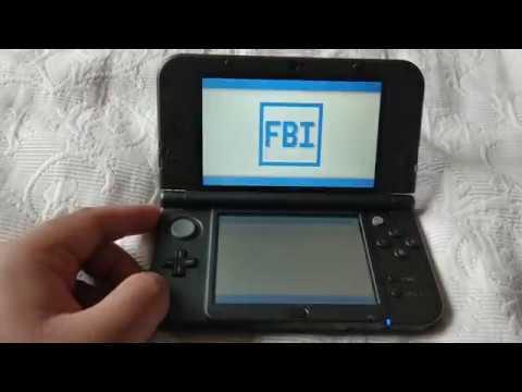 Installing Luigi Mansion 3DS cia on Nintendo 3ds xl using