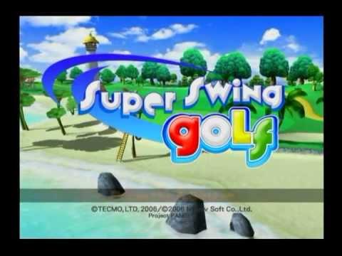 super swing golf wii iso