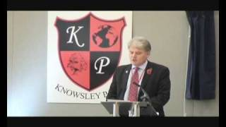 preview picture of video 'Official Opening of Knowsley Park Centre for Learning'