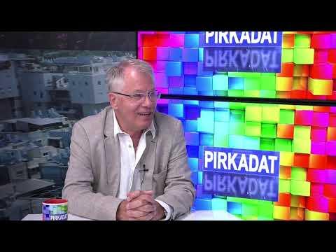 PIRKADAT Breuer Péterrel: Dr. Póta György