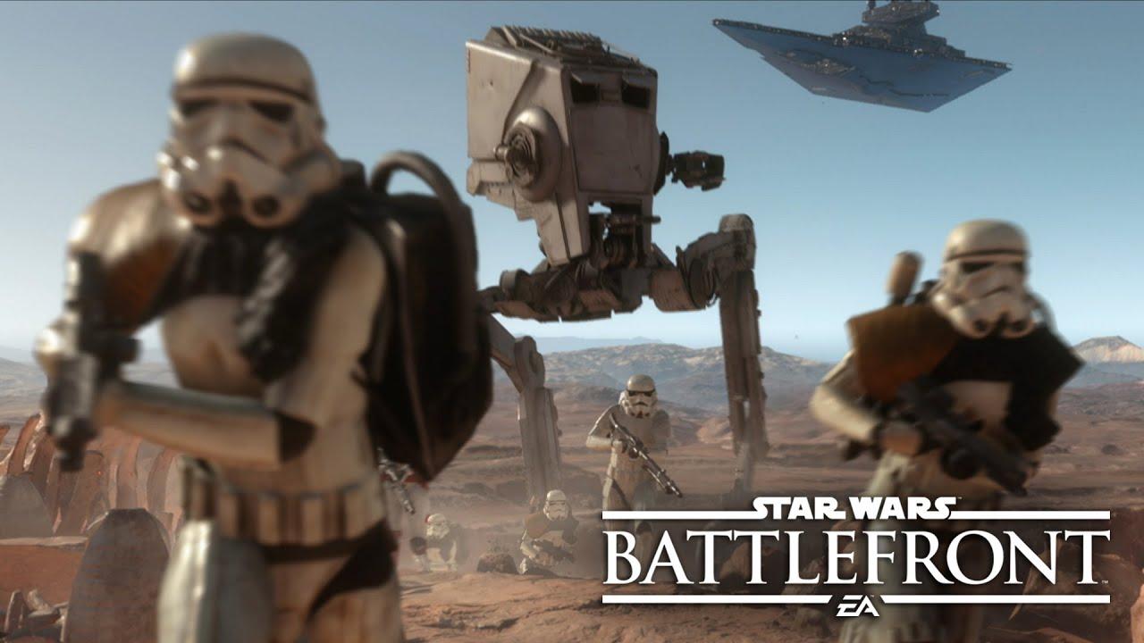 Star Wars Battlefront: Überleben auf Tatooine