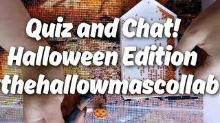 Halloween Quiz & Tag Drill With Me #4 - The Hallowmas Collab