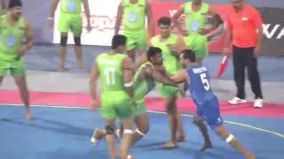 World Kabaddi League, Day 33: Lahore Lions Vs. United Singhs