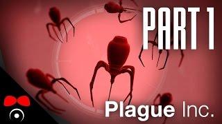 MŮŽE REAKCE VYHUBIT LIDSTVO? | Plague Inc. #1
