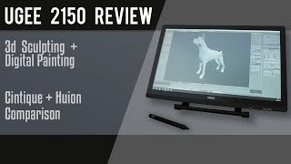 Ugee 2150 Display Tablet review & comparison