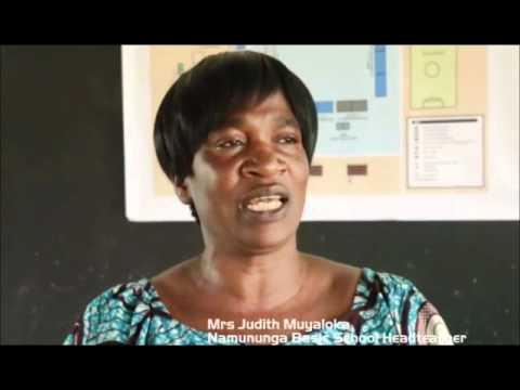 TRANSEARCH KinderHilfe Stiftung - Sambia Film 2012