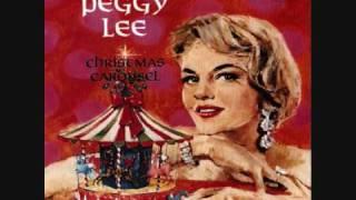 Peggy Lee - Winter Wonderland