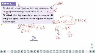 Eğitim Vadisi 9.Sınıf Matematik 33.Föy Merkezi Eğilim ve Yayılım Ölçüleri Konu Anlatım Videoları