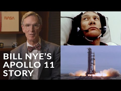 Bill Nye's Apollo 11 Story