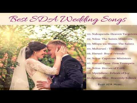 Best SDA Wedding Songs|| Nakupenda-Heaven Targeters Ndoa- Saints Ministers Maharusi-Seraphs etc..